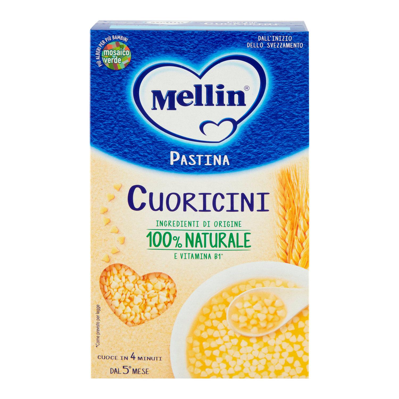 PASTINA CUORICI MELLIN