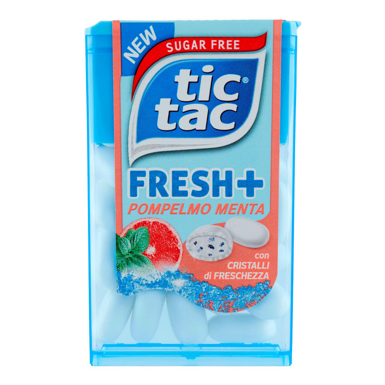 CARAMELLE TIC TAC X-FREEZE GRAPE/MINT T22