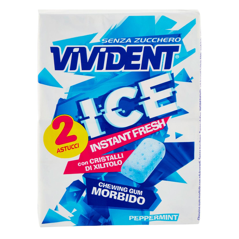 CHEWINGUM ICE X2