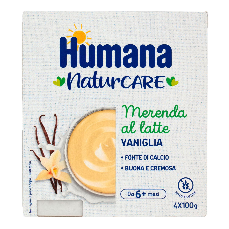 MERENDA LATTEA VANIGLIA GR 100X4