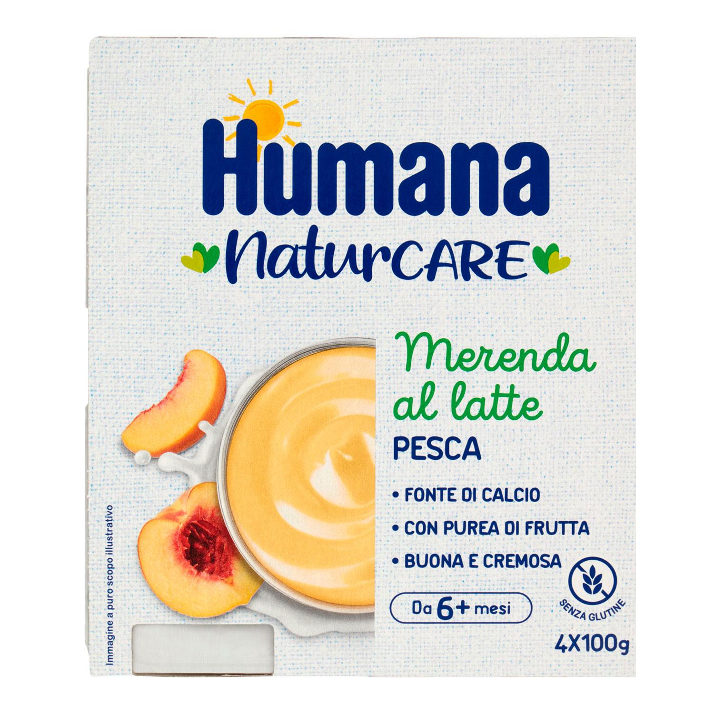 MERENDA LATTEA PESCA GR 100X4