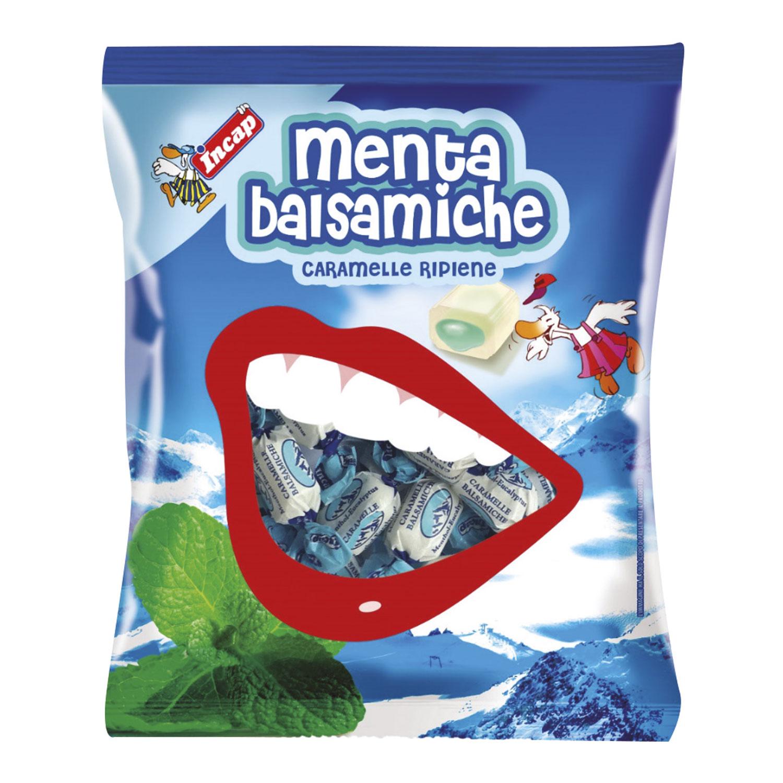 CARAMELLE MENTA BALSAMICHE