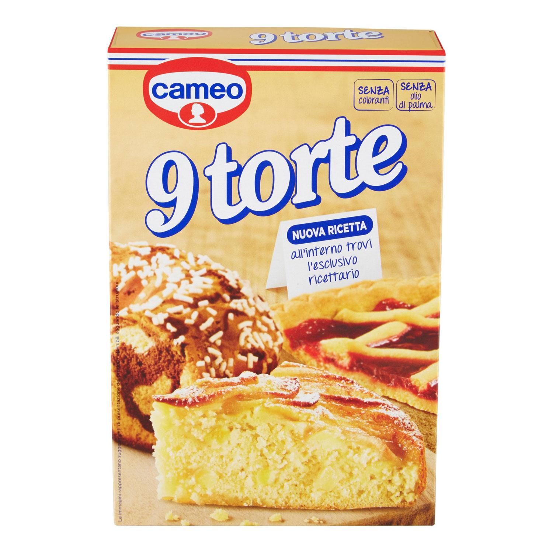 PREPARATO MISCELA  TORTE