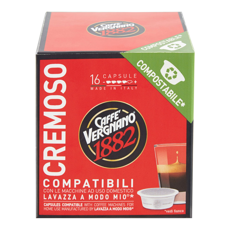 CAPSULA CAFFE' DISCOVERY CREMOSO 16PZ COMPOSTABILE