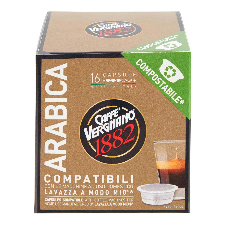 CAPS CAFFE'DISCOVERY ARABICA 16PZ COMPOSTABILI
