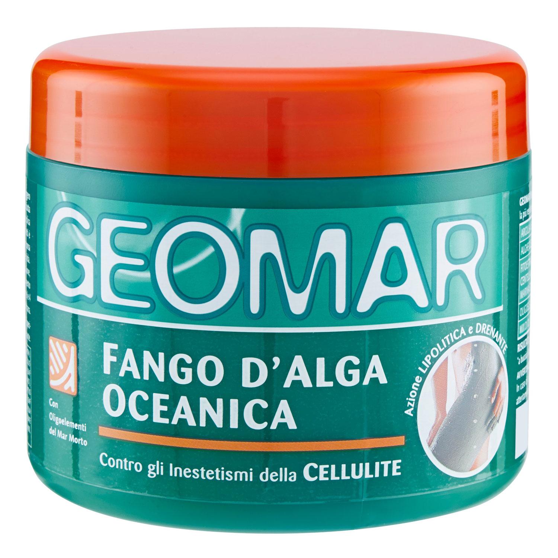 FANGO ALLE ALGHE OCEANICHE ANTICELLULITE