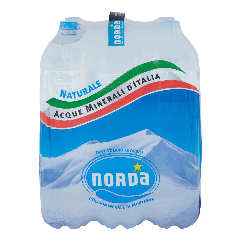 ACQ. NATURALE  NORDA CL150 - 150 CL x 6