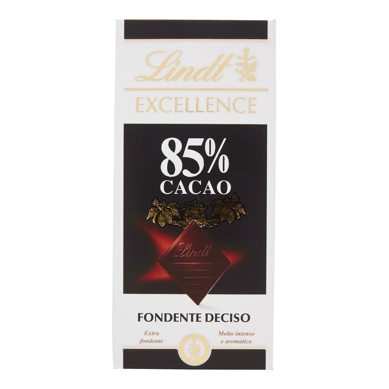 TAVOLETTA EXCELLENCE 85% CACAO