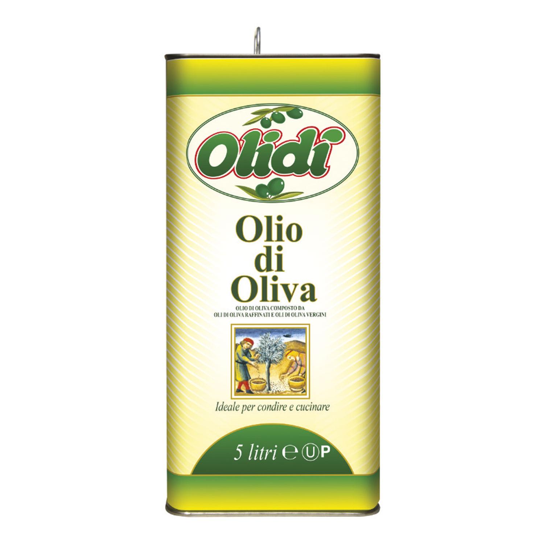 OLIO DI OLIVA LATTINA - GRANDE FORMATO