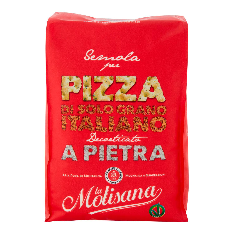 SEMOLA PER PIZZA