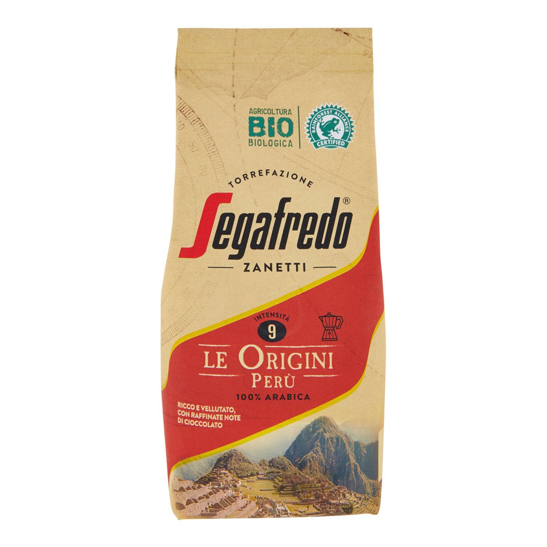 CAFFE' LE ORIGINI PERÙ MACINATO