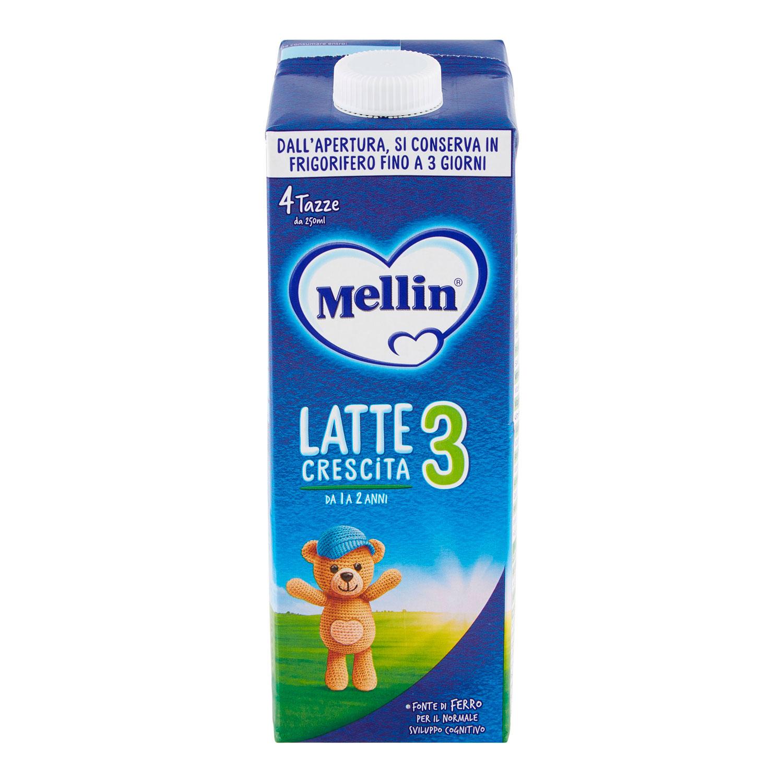 LATTE 3 CRESCITA