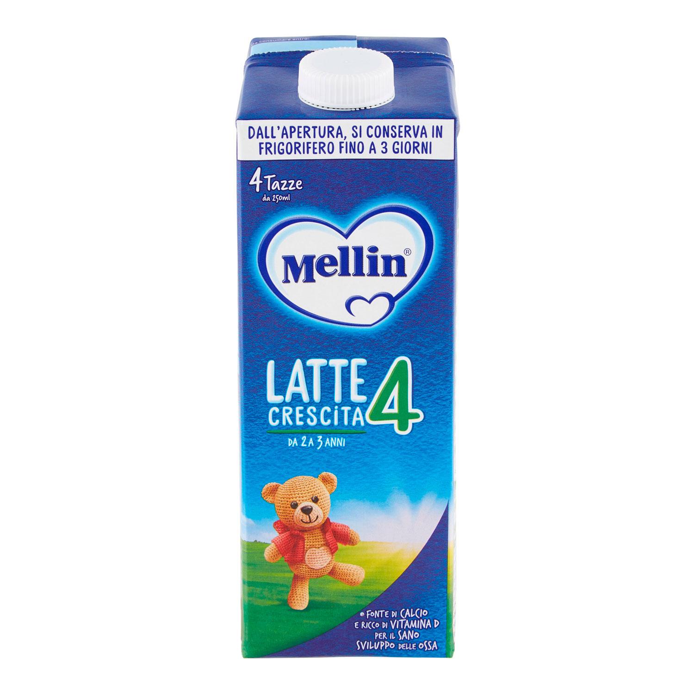 LATTE 4 CRESCITA