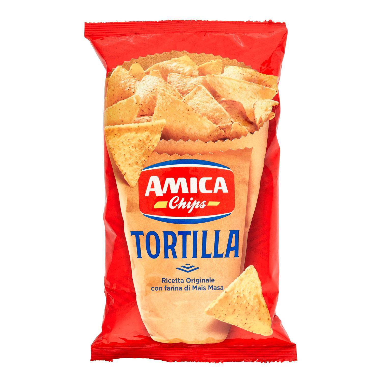 TORTILLA CHIPS  NATURALE
