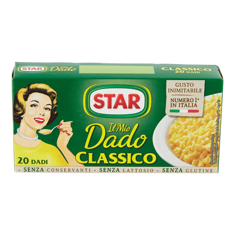DADO CLASSICO 20 CUBI