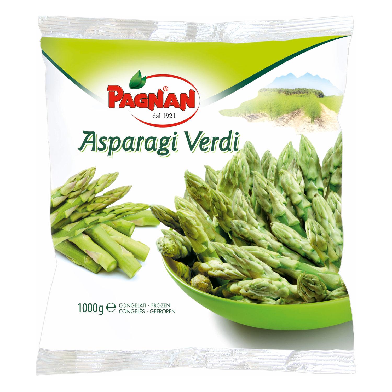 ASPARAGI VERDI - GRANDE FORMATO