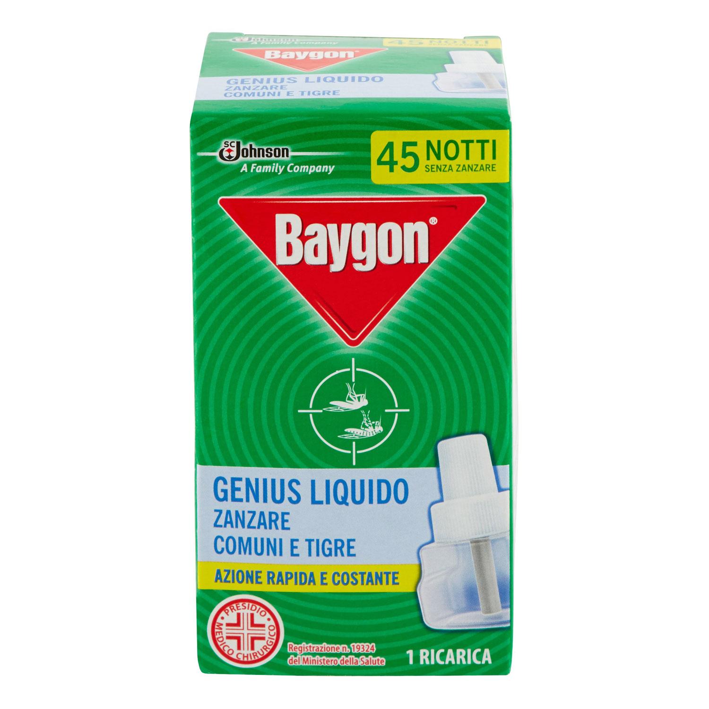 BAYGON LIQUIDO INSETTIC.ELETTROM. RICARICA 45N