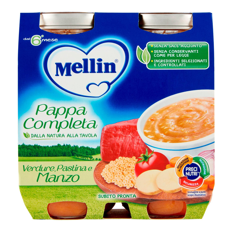PAPPA MANZO X2 MELLIN