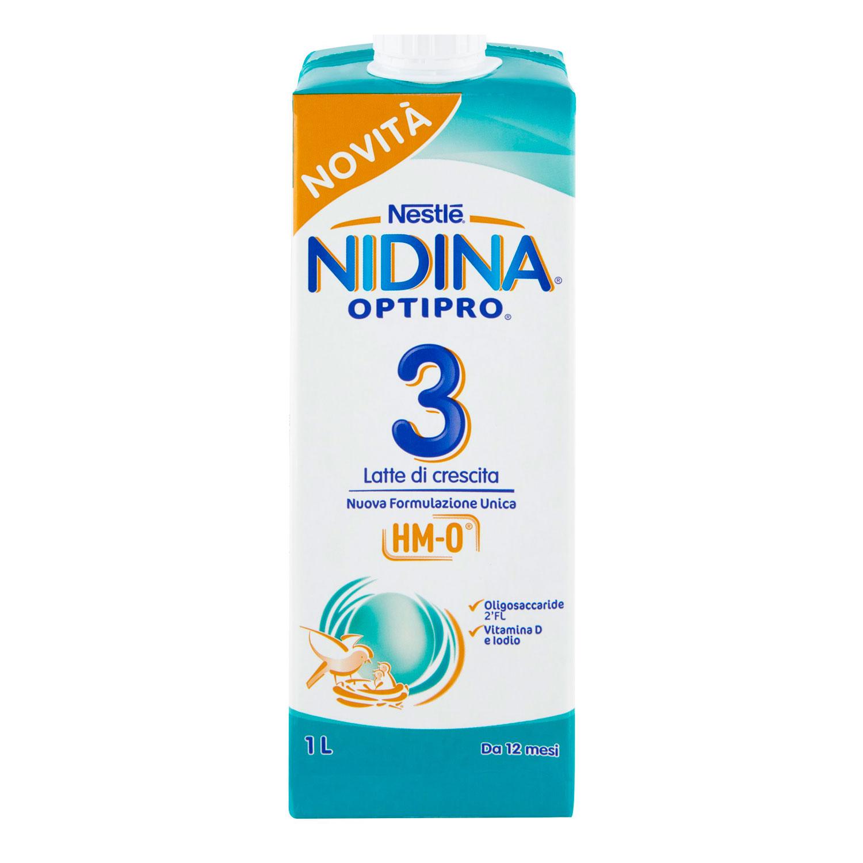 LATTE 3 NIDIN.CRESC.1L