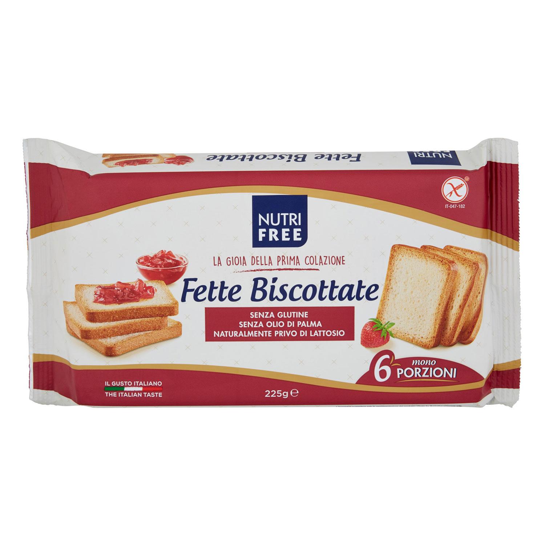 FETTE BISCOTTATE - SENZA GLUTINE