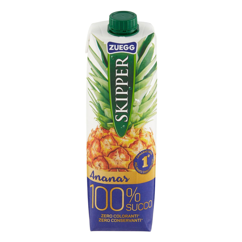 SKIPPER ANANAS 100%