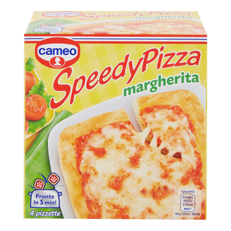 SPEEDY PIZZA MARGHERITA  X 4