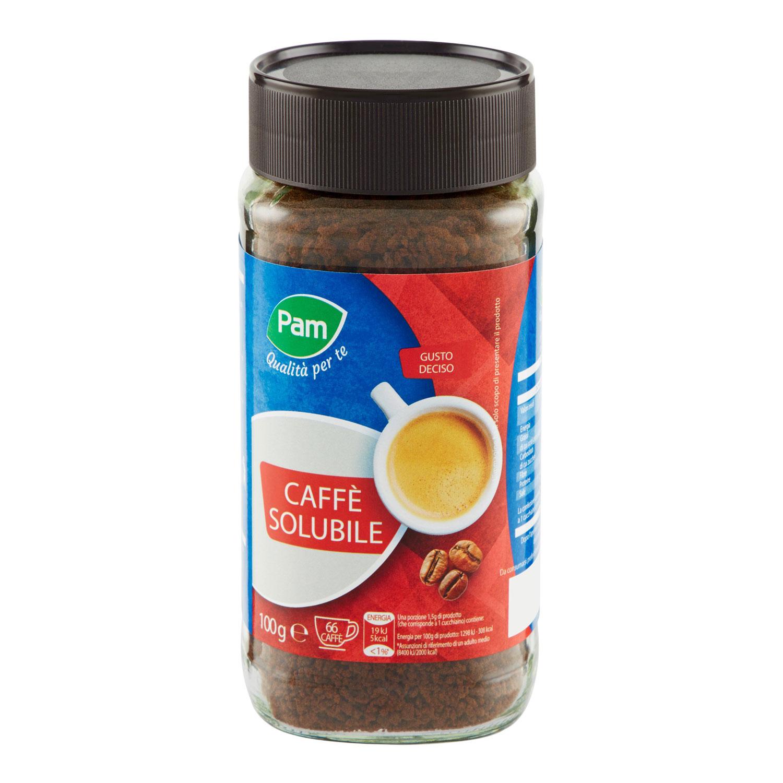 CAFFÈ SOLUBILE NORMALE