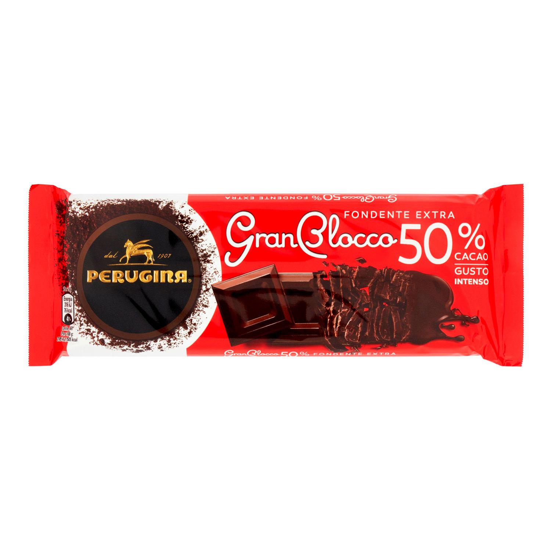 GRANBLOCCO FONDENTE 50%