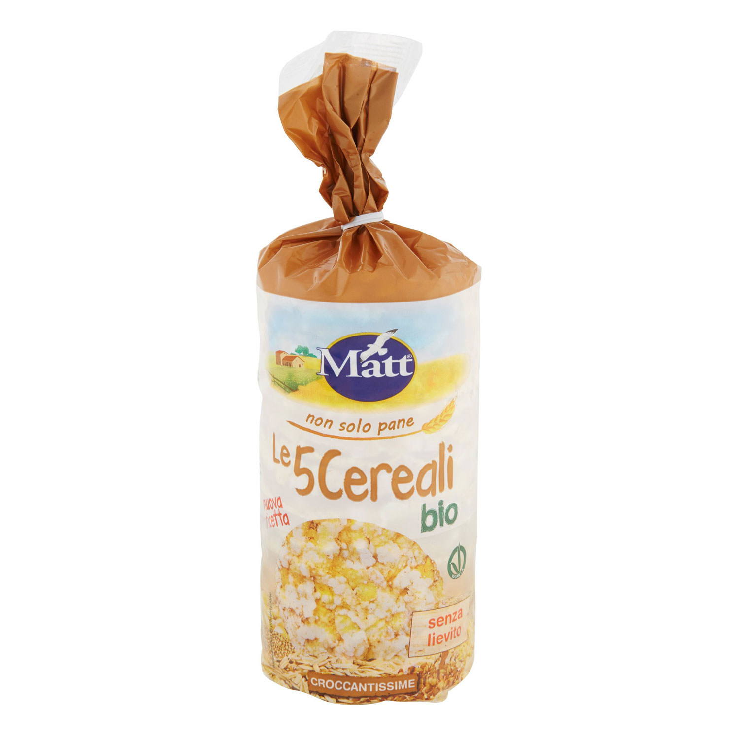 gallette bio ai 5 cereali