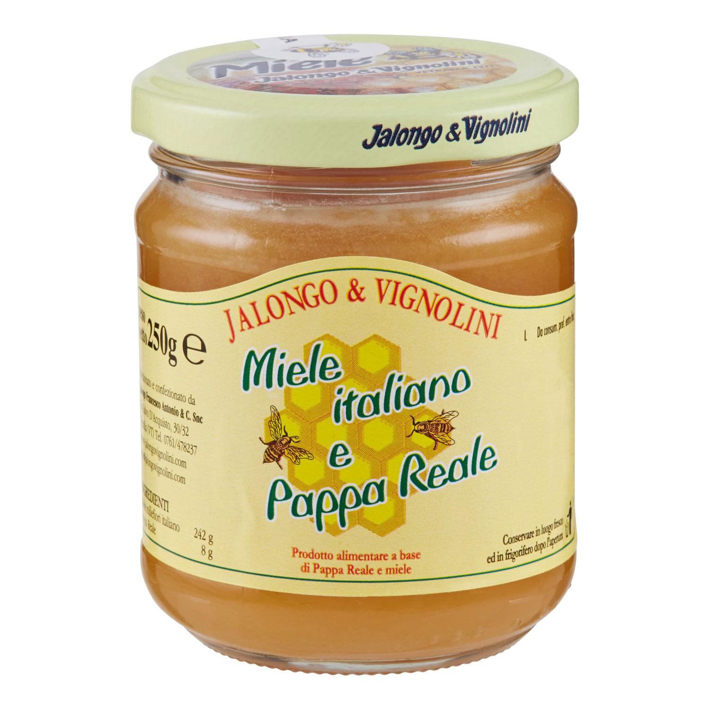 MIELE E PAPPA REALE JALONGO & VIGNOLINI GR250