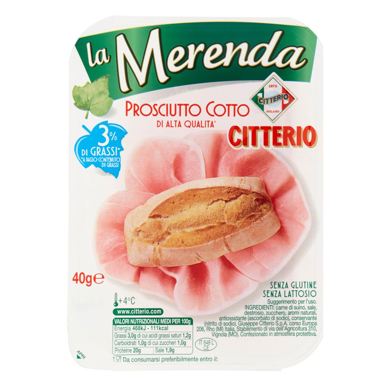 MERENDA PROSC. COTTO