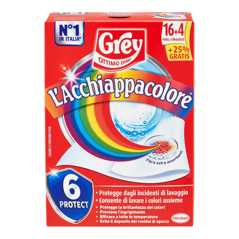 ACCHIAPPACOLORE 16 FOGLIETTI + 4 GRATIS