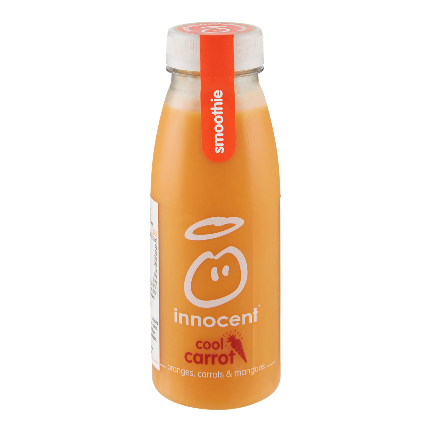 SMOOTHIE ARANCIA CAROTA E MANGO ML 250