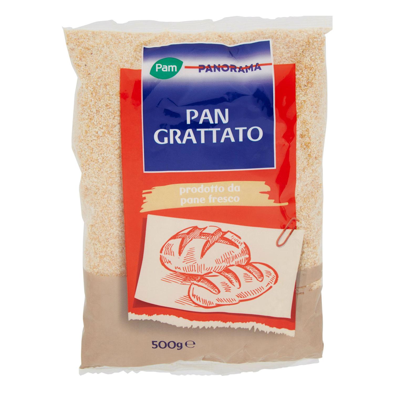 PAN GRATTATO