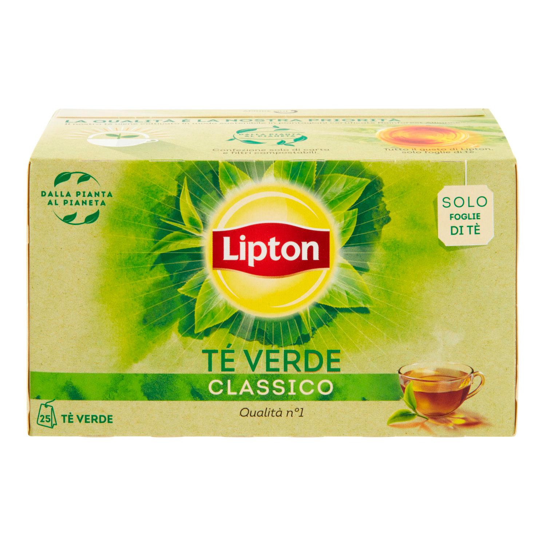 Tè VERDE CLASSICO 25 FILTRI