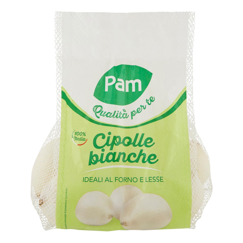 CIPOLLE BIANCHE P&P KG 1