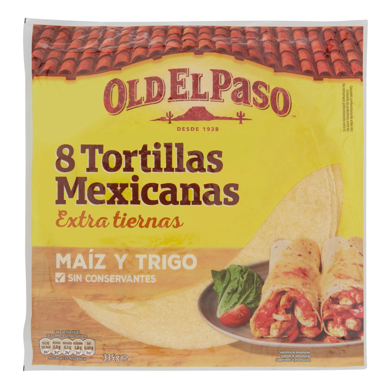 TORTILLAX MEXICANAS CON MAIS