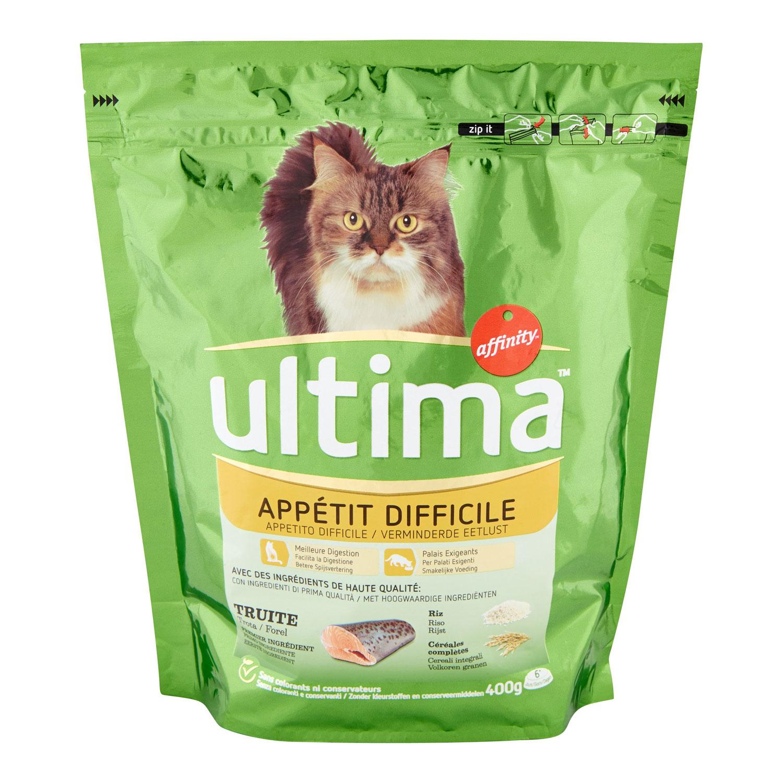 CAT APPETITO DIFFICILE CON TROTA