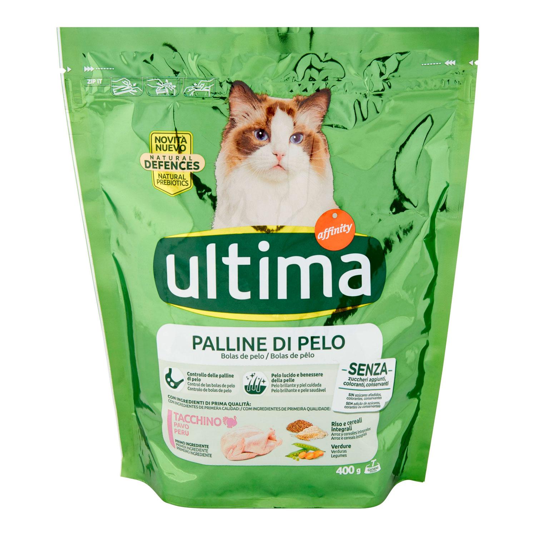 CAT CONTROLLO PALLINE DI PELO,  TACCHINO