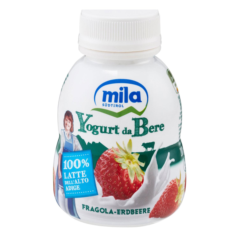 YOGURT DRINK FRAGOLA