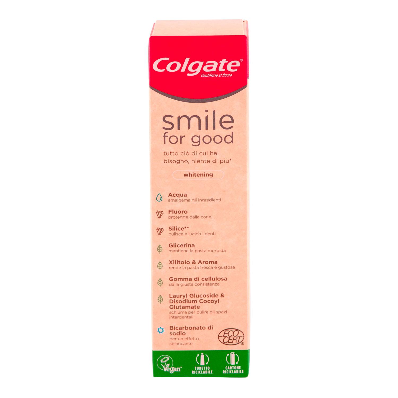 COLGATE DENTIFRICIO SMILE FOR GOOD WHITENING 75 ML