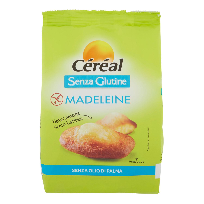 MADDELEINE SENZA GLUTINE