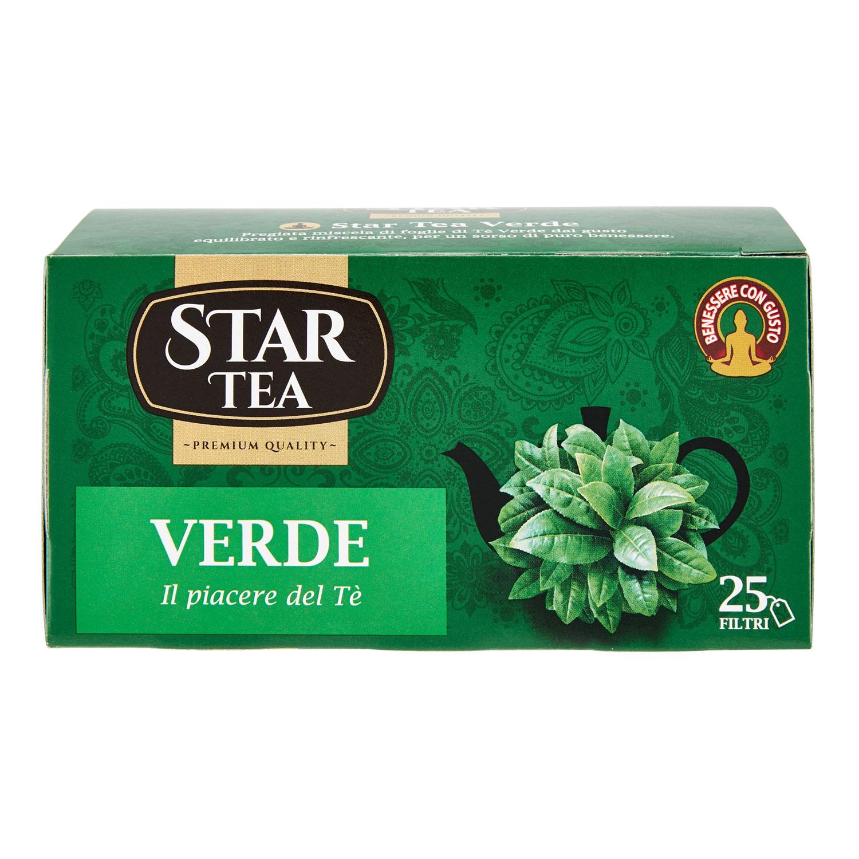 STAR TEA VERDE 25 FF