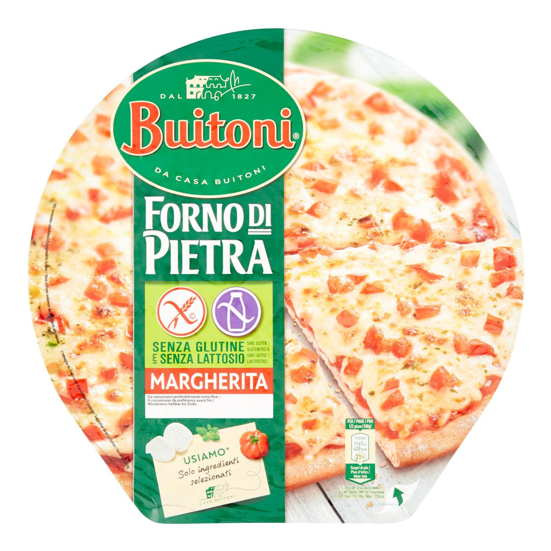 PIZZA MARGH.S/GLUTINE