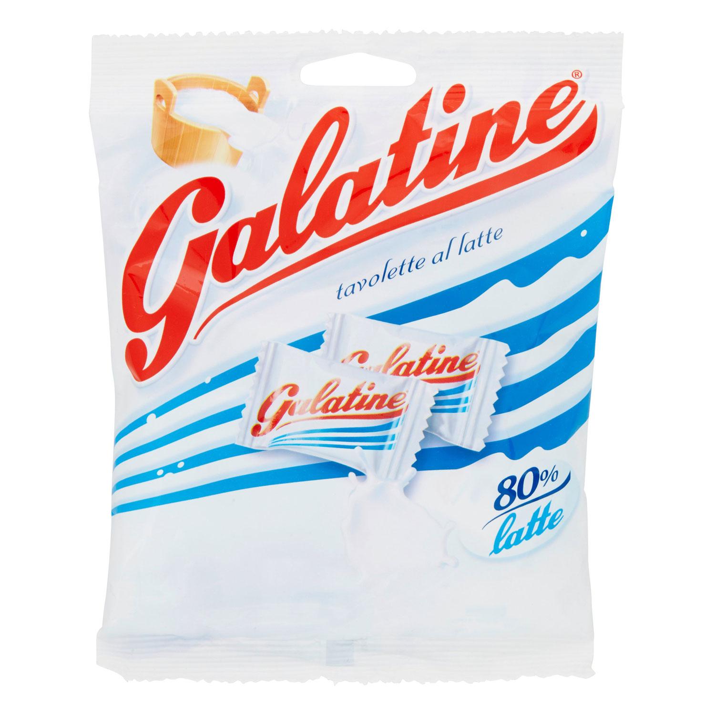 CARAMELLE GALATINE LATTE GR100