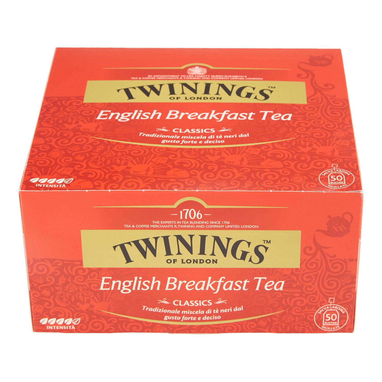 TE CLASSIC ENGLISH BREAKFAST 50 FILTRI
