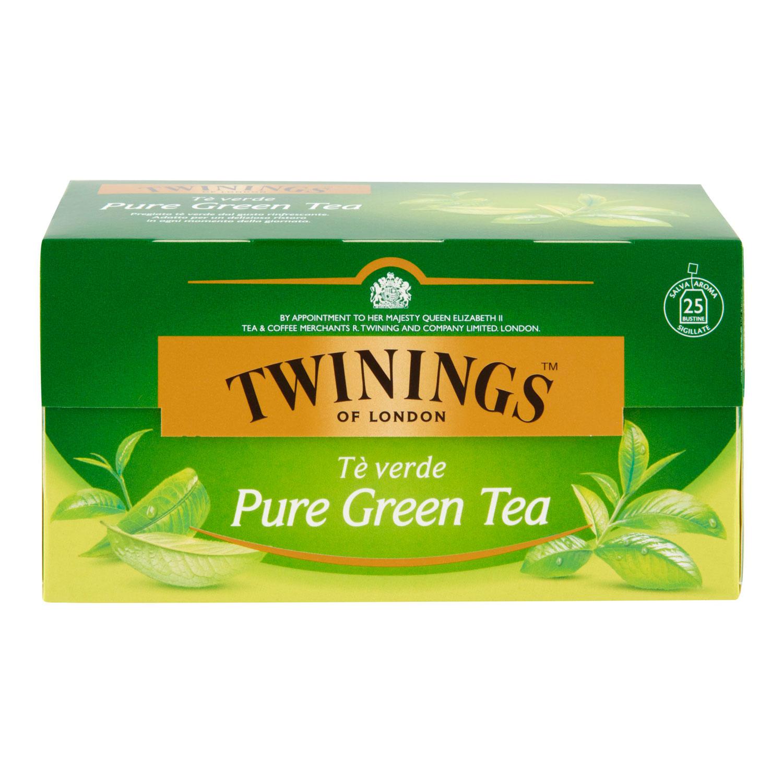 TEA PURE GREEN 25 FILTRI