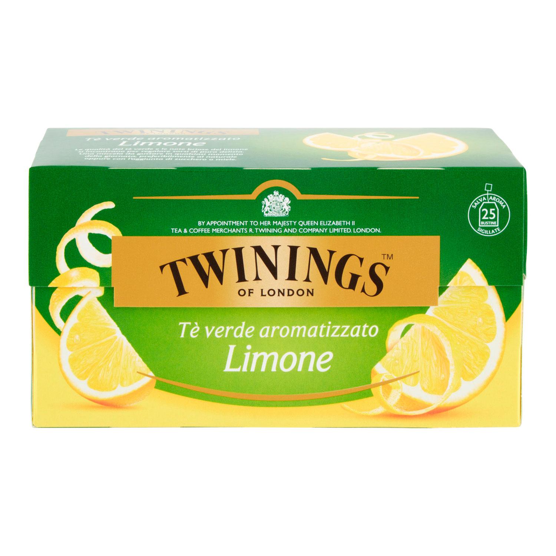 TEA LEMON GREEN 25 FILTRI