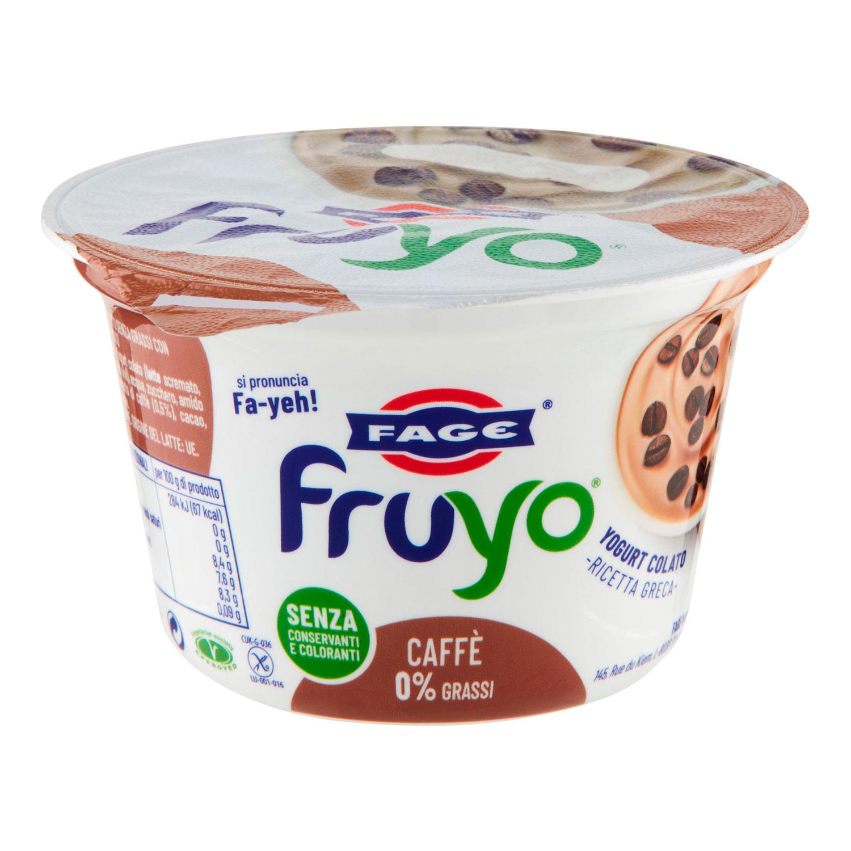 YOGURT FRUYO 0% GRASSI AL CAFFÈ
