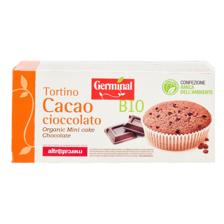 BIO TORTINO CACAO CIOCCOLATO